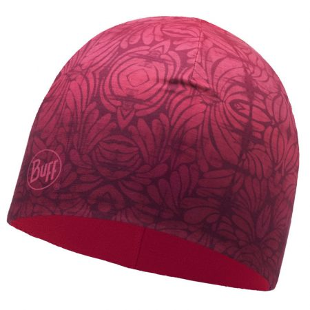 Buff Microfiber & Polar Hat Boronia Pink téli sapka