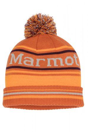 Marmot Retro Pom Hat kötött sapka