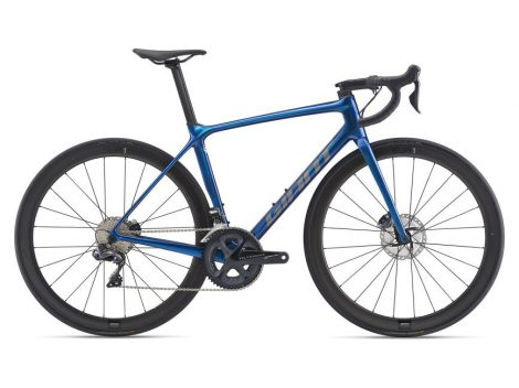 Giant TCR Advanced Pro 0 Disc KOM 2021 kerékpár