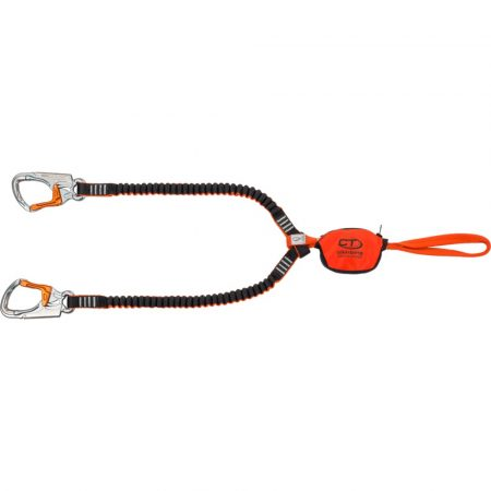Climbing Technology Top Shell Slider via ferrata kantár