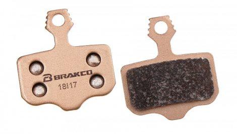 Brakco BP-44S & SP-44 fékbetét