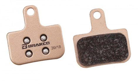 Brakco BP-63 & SP-63 fékbetét