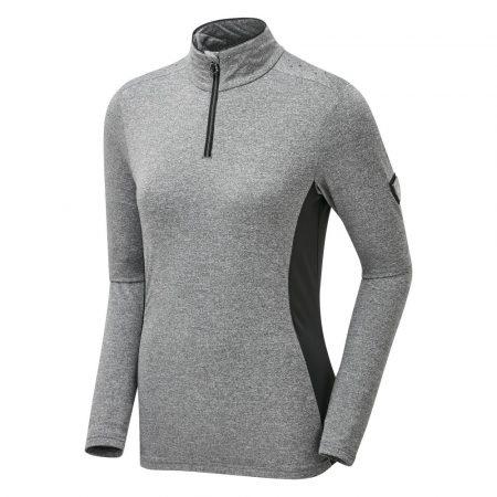 Dare2b Bejewel Half Zip Lightweight Luxe Core Stretch Midlayer női pulóver
