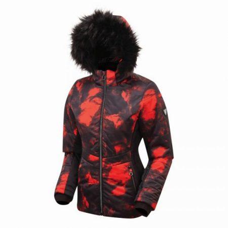 Dare2b Auroral Waterproof Insulated Fur Trim Hooded Luxe női sídzseki