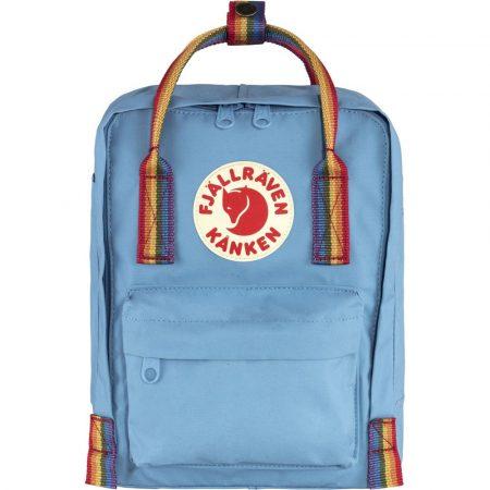Fjallraven Kanken rainbow mini hátizsák