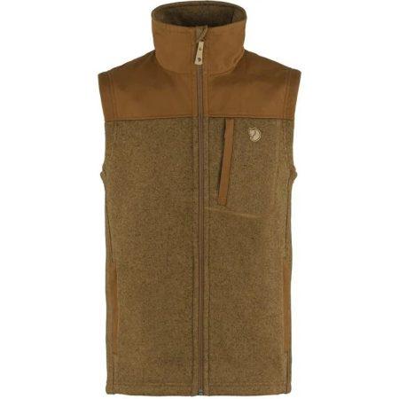Fjallraven Buck Fleece Vest M mellény