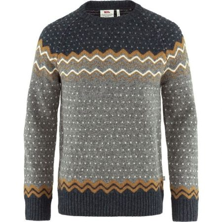 Fjallraven Övik Knit Sweater M  pulóver