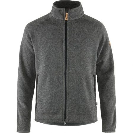 Fjallraven Övik Fleece Zip Sweater M pulóver