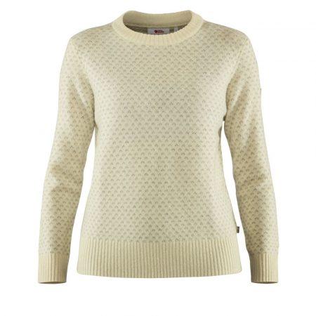 Fjallraven Övik Nordic Sweater W női pulóver