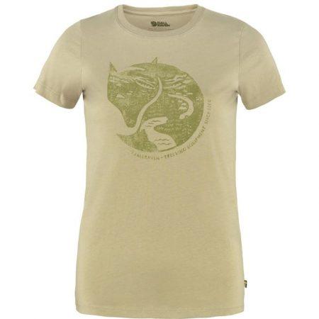 Fjallraven Arctic Fox Print T-Shirt W női póló