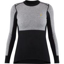 Fjallraven Bergtragen Woolmesh Sweater hosszúujjú női aláöltözet