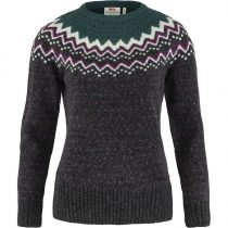 Fjallraven Övik Knit Sweater W női pulóver