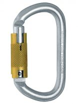 Singing Rock Oval Triple Lock acél karabiner