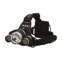 Solight LED fejlámpa 3x Cree chip/ 4xAA